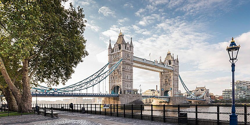 Tower Bridge, London, England (Photo courtesy of Photos.London)