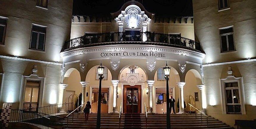 best hotel San Isidro Lima in Peru