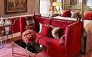Victoria and Albert Suite, Edgerton House Hotel, London, England