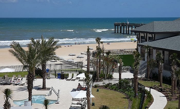Embassy Suites Saint Augustine Beach Resort review