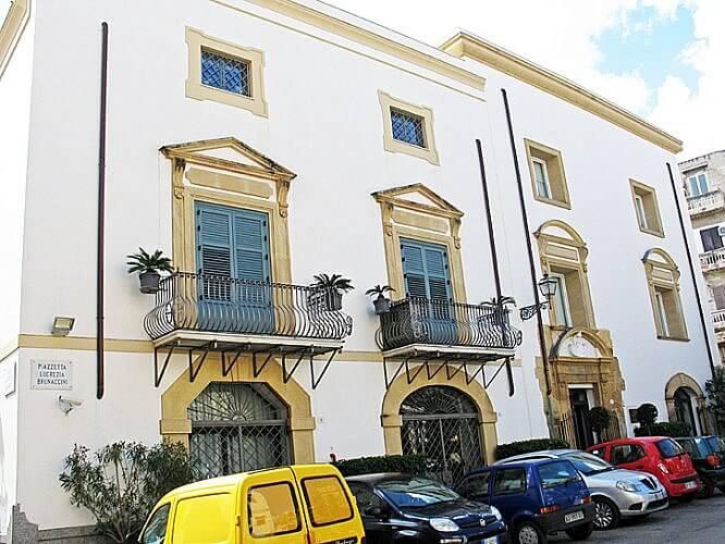 Palazzo Brunaccini Hotel, Palermo, Sicily, Italy