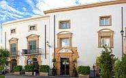 Palazzo Brunaccini Hotel in Palermo, Sicily