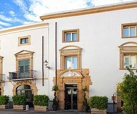 Palazzo Brunacini Hotel, Palermo, Sicily, Italy (Photo courtesy of Palazzo Brunaccini Hotel)