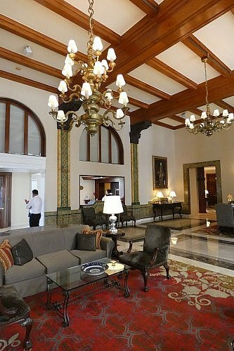 Country Club Lima Hotel, one of the best places to stay in the San Isidro area
