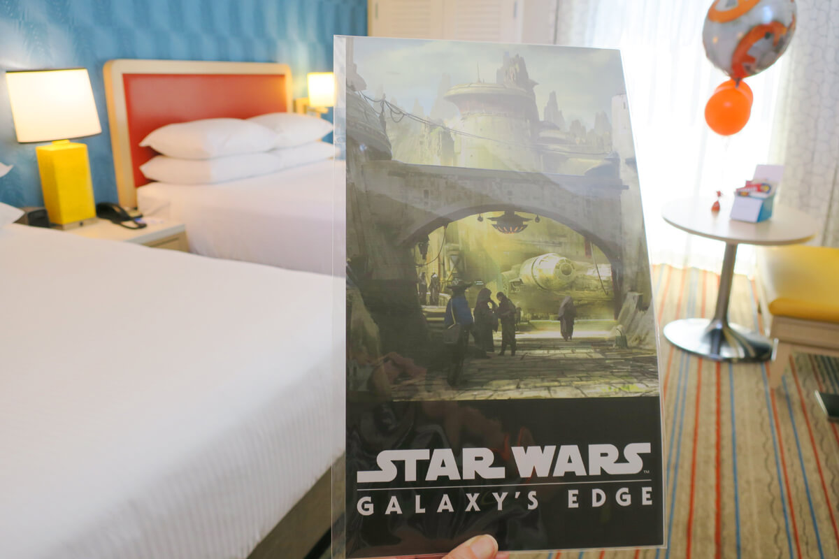 Howard Johnson Anaheim Hotel & Water Playground Star Wars Galaxy Edge