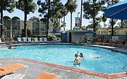 HOJO Anaheim Garden Pool
