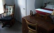 Guest room, Gite du Marquis, Saguenay, Quebec Canada