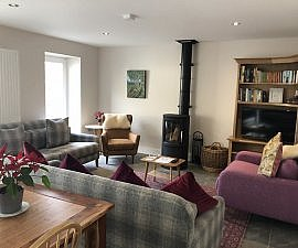 mill house b&b, monzie estate, luxury bed & breakfast scottish highlands