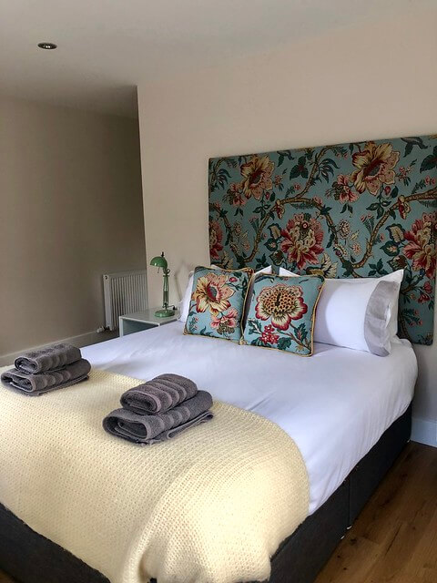 loch more room, mill house b&b, monzie scotland