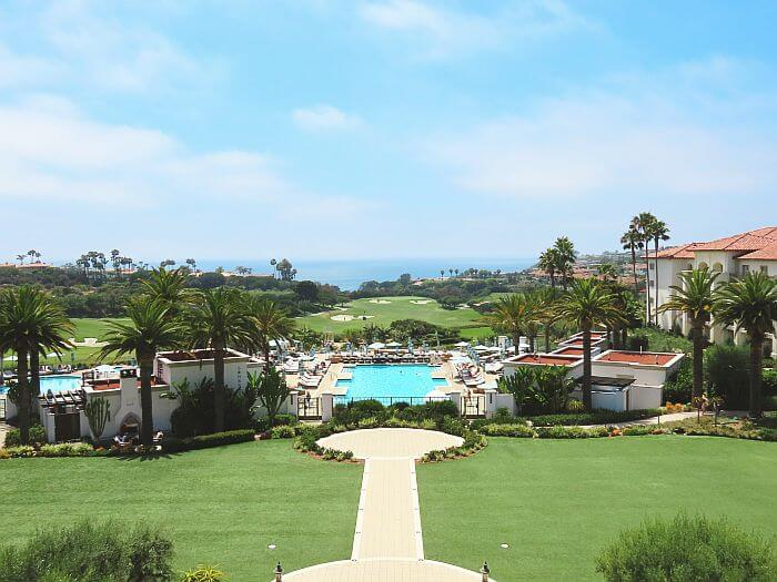Surf & Sand at Southern California's Monarch Beach Resort