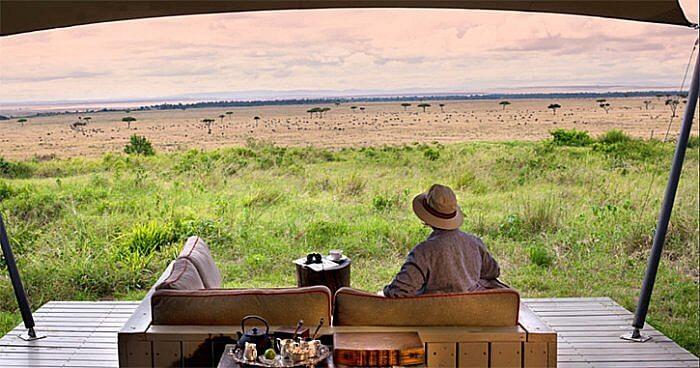Safari (Photo courtesy of andBeyond)