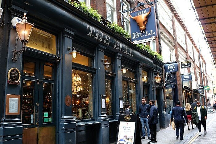 The Bull and The Hide: Boutique Stay in the Heart of London