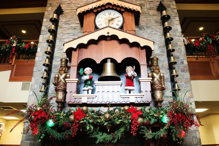 Inn at Christmas Place, Pigeon Forge