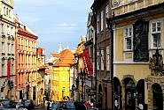 Location and Small Hotel Charm in Old Prague – Experience one of the Best Boutiques in the city at Golden Key Prague by Asten Hotels