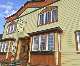 Aurora Inn, Dawson City, Yukon Canada
