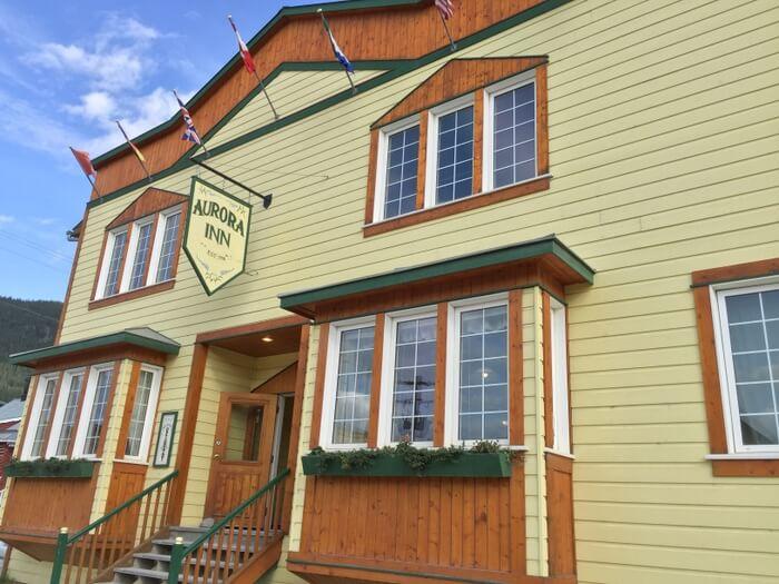 Dancing Through Yukon Heritage at Dawson City's Aurora Inn