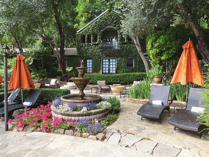 gardens at Kenwood Inn & Spa