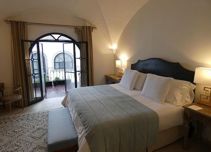 Suite #4 at this San Miguel de Allende boutique hotel