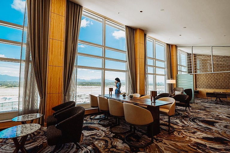 The Ultimate Layover ZZZs are at the Fairmont Vancouver Airport