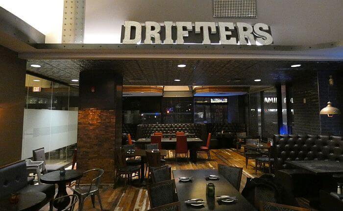 Drifters Bar downtown Rochester