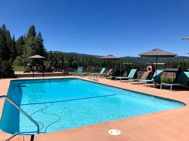 greenhorn ranch swimming pool, heated pool