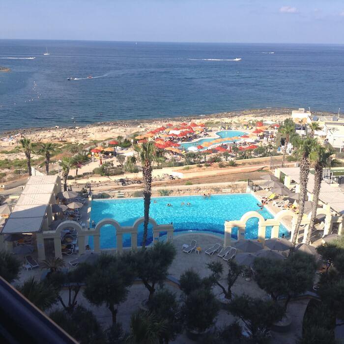 The Hilton in St. Julians: Malta's Urban Resort