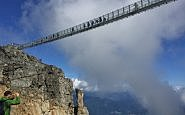 Cloudraker Suspension Bridge, Whistler BC Canada
