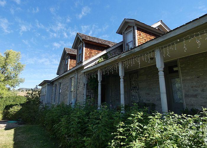 Elling House Inn Virginia City Montana
