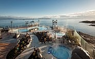Oak Bay Beach Hotel Pools