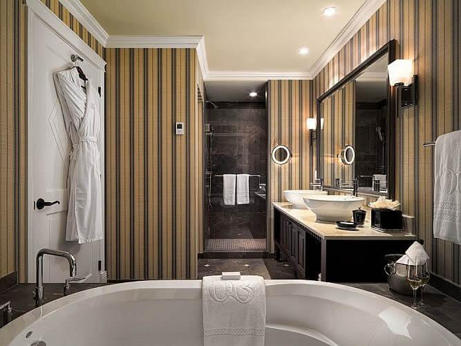 Bathroom Oak Bay Beach Hotel