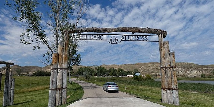 The Ranch at UCross in Wyoming