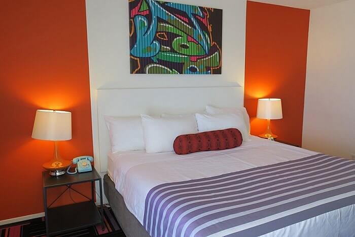 Hotel Zed Room