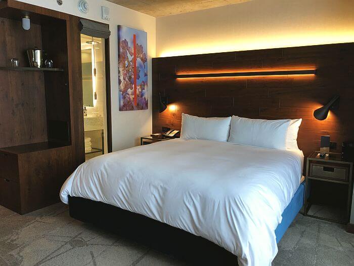The Douglas Vancouver guestroom
