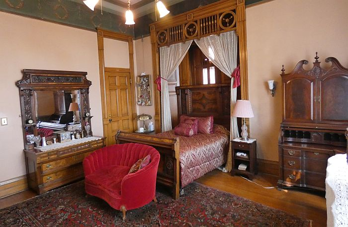 The Copper King Mansion in Butte, Montana Lets You Sleep in a Museum