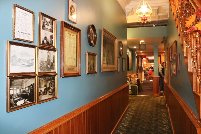 Hotel Millersburg, an Ohio History Keeper