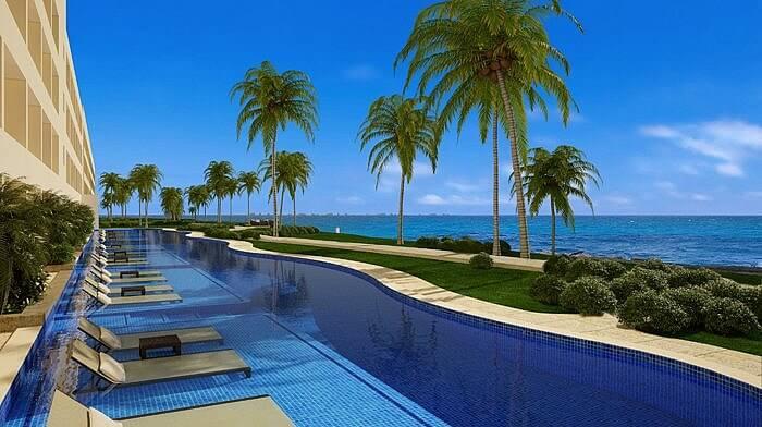 Hyatt Ziva Cancun Swim Up Suite