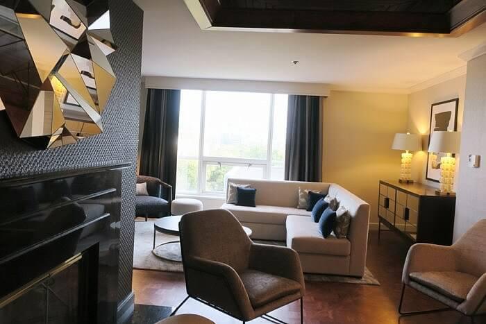 InterContinental Toronto-Yorkville Royal Suite