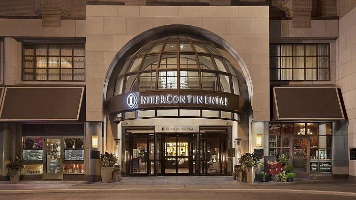 Intercontinental Yorkville Toronto, Hotel Exterior