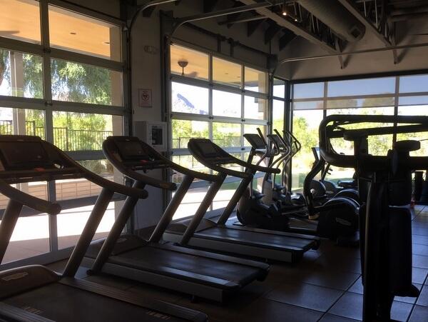 Fitness center, Andaz Scottsdale Resort, Scottsdale, Arizona