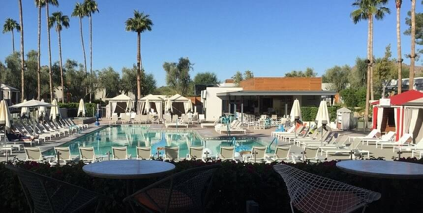 Pool, Andaz Scottsdale Resort, Scottsdale, Arizona