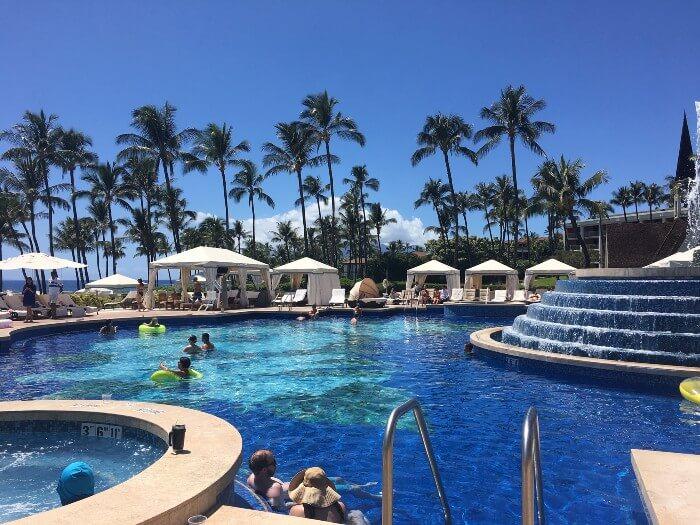 Spoiled by Choice at the Grand Wailea Maui