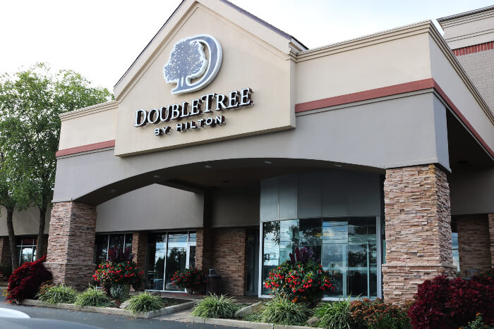 Review of Doubletree by Hilton in Akron Ohio