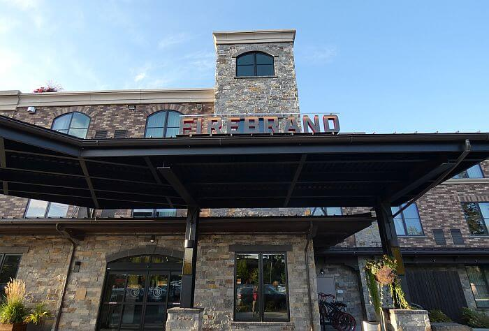 Firebrand Hotel downtown Whitefish Montana