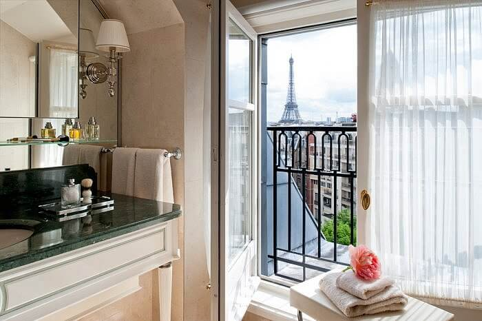 a future vacation in Paris