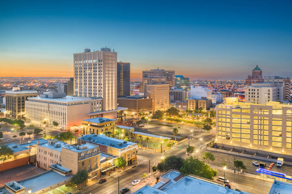 Business Convenience at Doubletree Hotel Downtown El Paso
