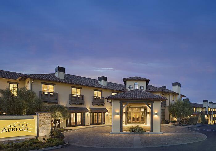 Monterey Getaway at Hotel Abrego