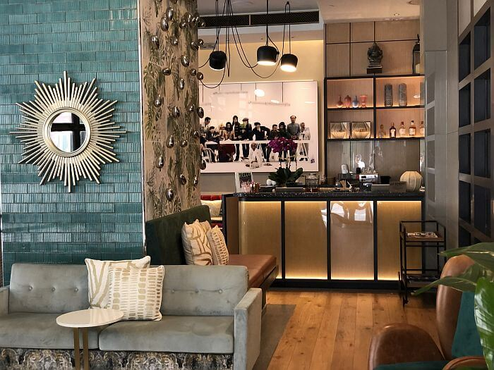 Hong Kong's Hip & Funky Ovolo CentralHotel