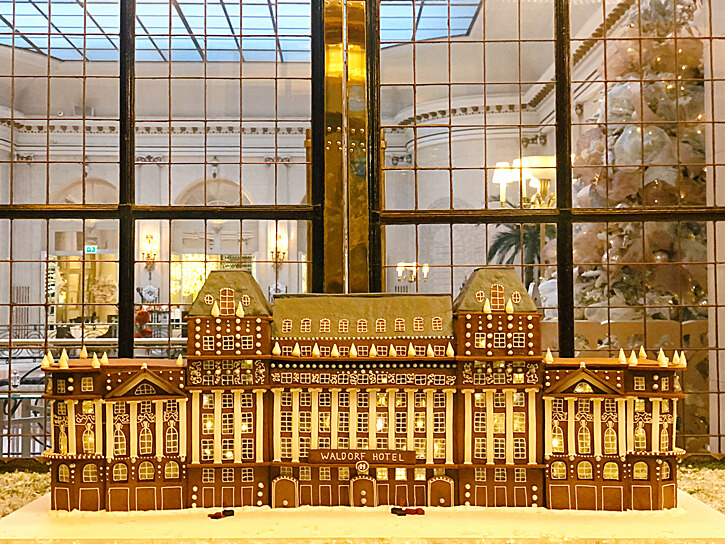 Gingerbread Hotels for Christmas