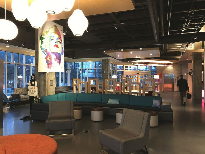 Aloft Tampa Downtown: Hip and Trendy with River Views