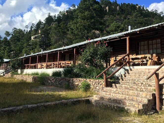 Cusarare River Sierra Lodge, Chihuahua MX